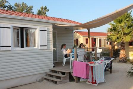 Club Farret Piratenviertel Bungalow Ferien Campingplatz