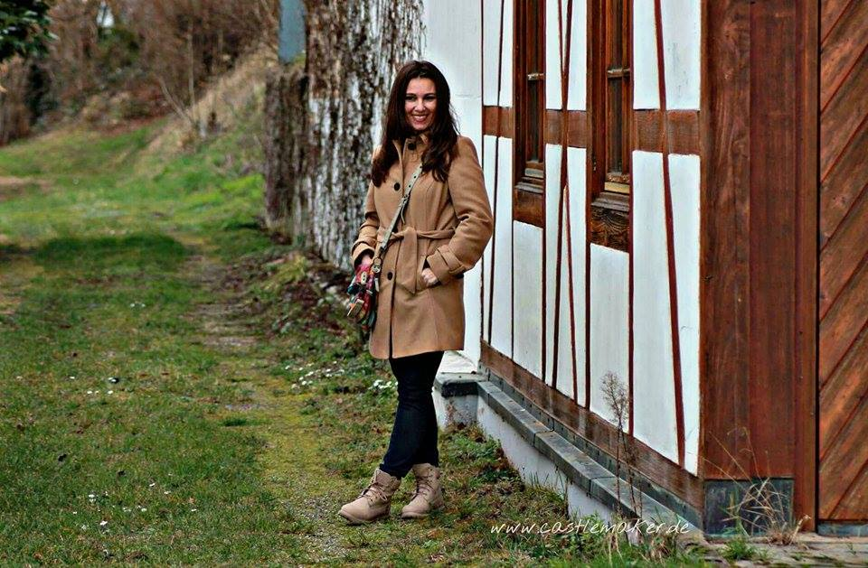 herbstoutfit Timberland Cornstalk fashionblogger outfit i
