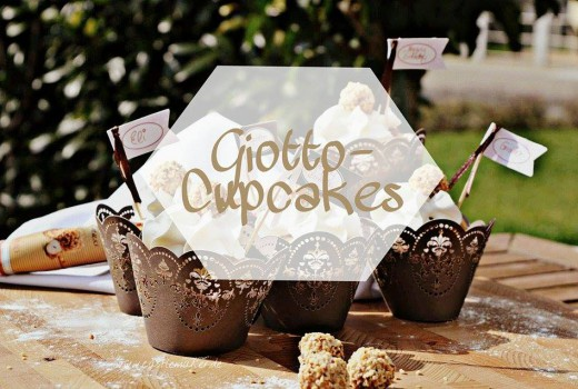 Giotto-Cupcakes