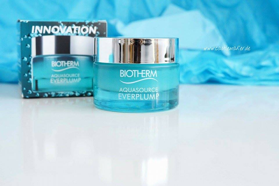 Biotherm Aquasource Everplump AntiAging Creme Beauty Review 1
