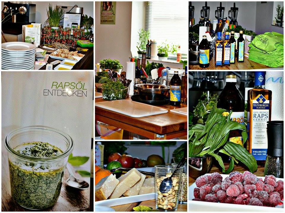 Food Blog Day 2016 Foodblogger Bloggerevent Burda Home Foodblog Pesto