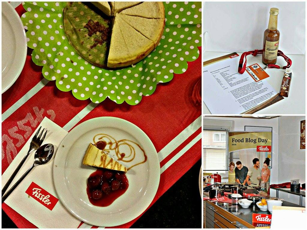 Food Blog day 2016 Frankfurt foodblogday foodblogger fissler workshop