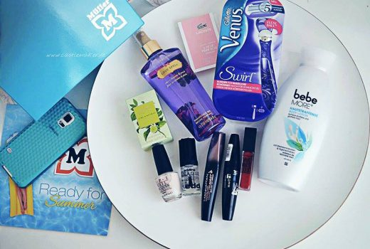 Müller Look-Box Kosmetikbox beautyblog influencer lifestyleblog 1