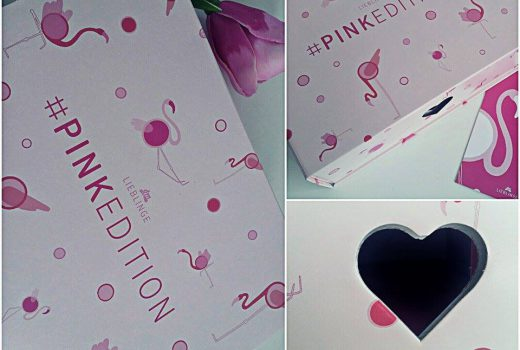 dm Lieblinge pinkedition pink kosmetikbox dmbox 1