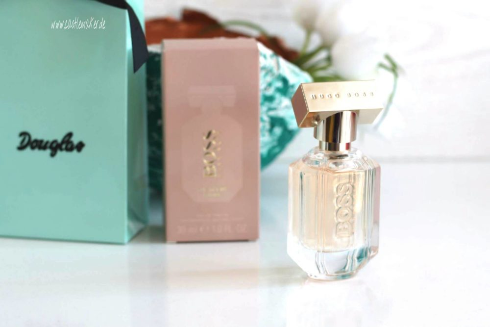 Hugo Boss The Scent for Her Duft EDT Douglas BEautyblog lifestyle parfum
