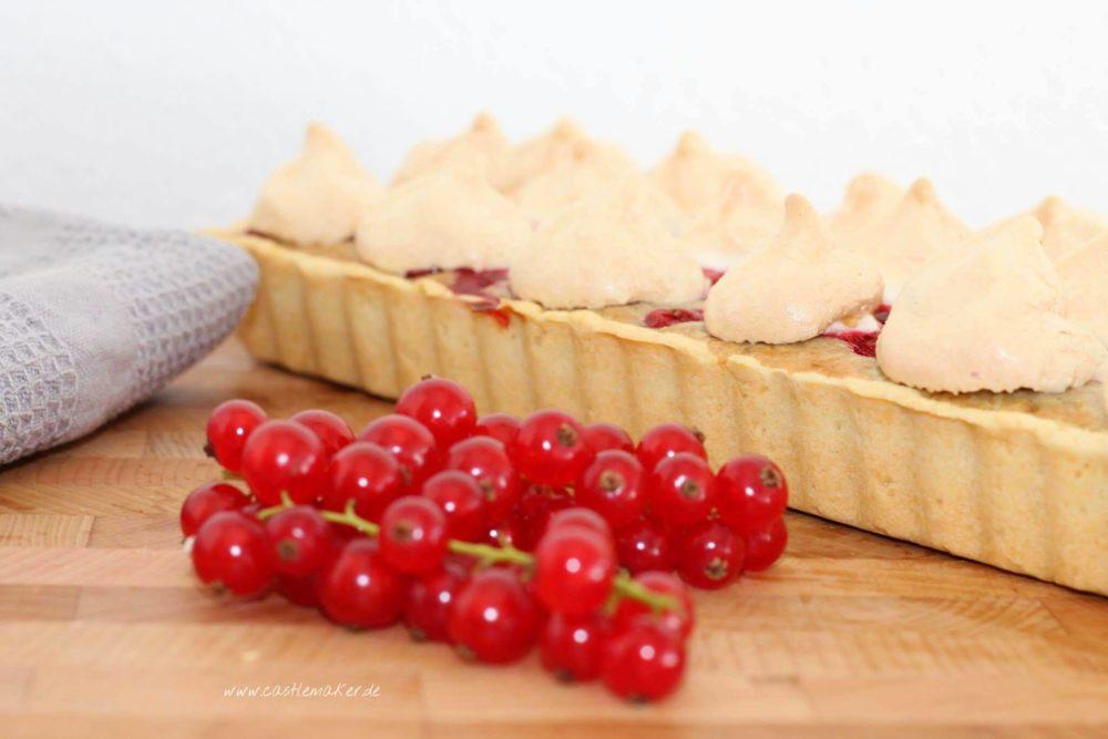 Vanille-Ttarte Kuchen arte Rezept Johannisbeeren torte foodblogger backblog backen 1