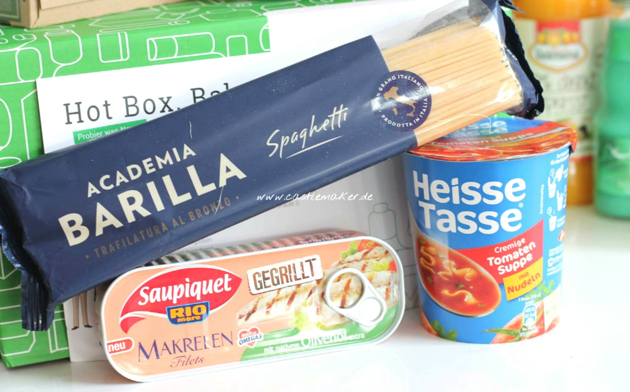 brandnooz Box Juli 2016 goodnoozbox lebensmittelbox foodblog 1