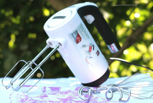 Handmixer Total Control Morphy Richards Smart Response Foodblogger Backblog Influencer