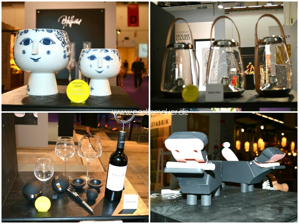 Tendence Trendscouttour Trendprodukte Frankfurt side by side Mossapour Bloggerlounge