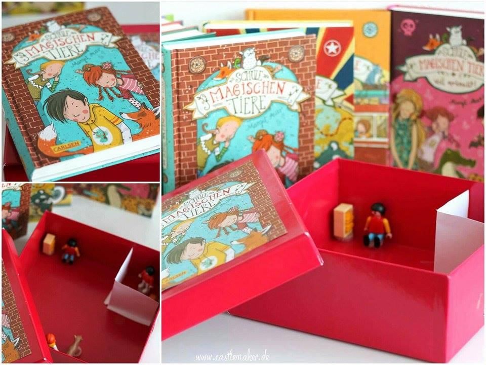 Die Schule der magischen Tiere Lesetipp Lesen Grundschule Tierbuch
