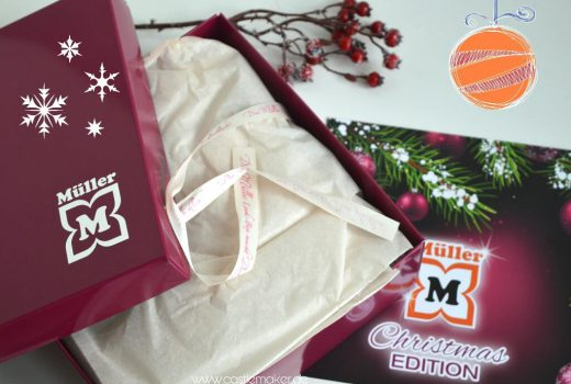 Mueller Look Box Dezember Christmas Edition Inhalt unboxing