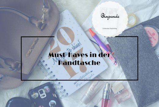 Must-Haves in der Handtasche was kommt in die tasche blogparade lifestyle (2)