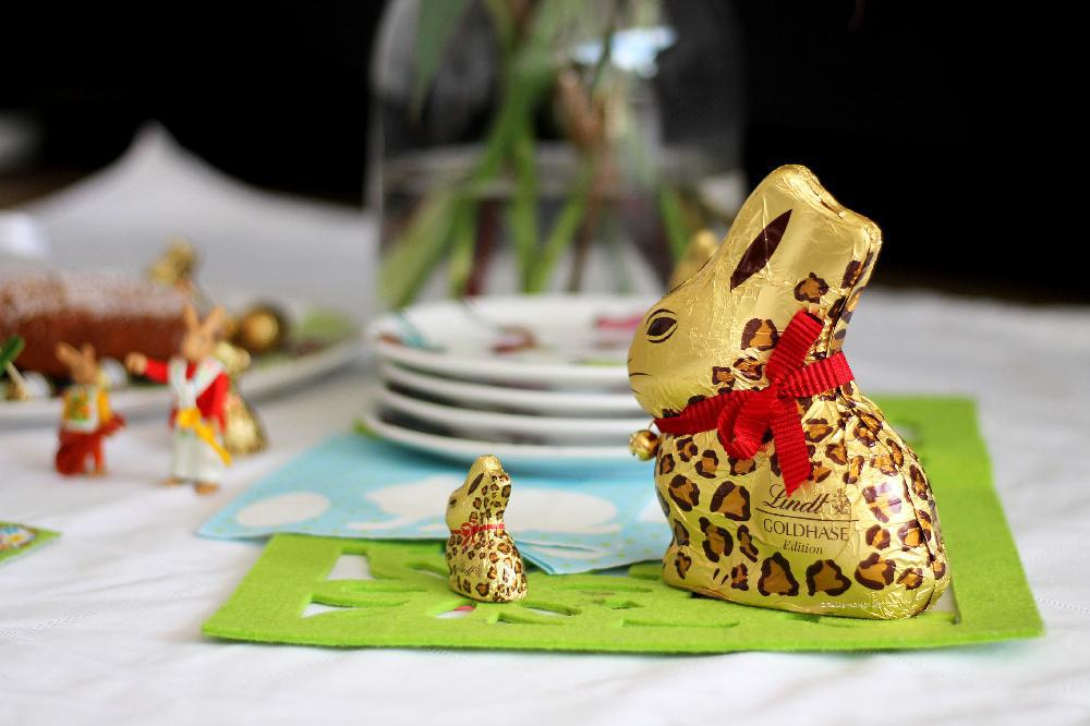 Lindt Animal Print Leo Print Osterdekoration Ostertisch Osterlamm Lifestyle-Blog Castlemaker (5)