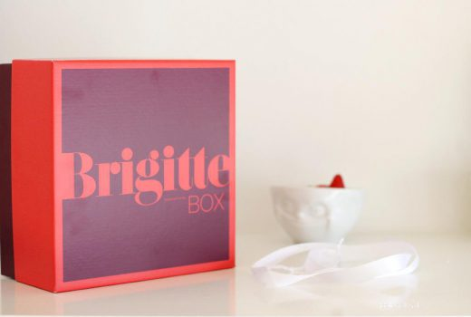 Brigitte Box April 2017 Box Nr. 2 Mai inhalt unboxing beautybox lifestyle-blog castlemaker