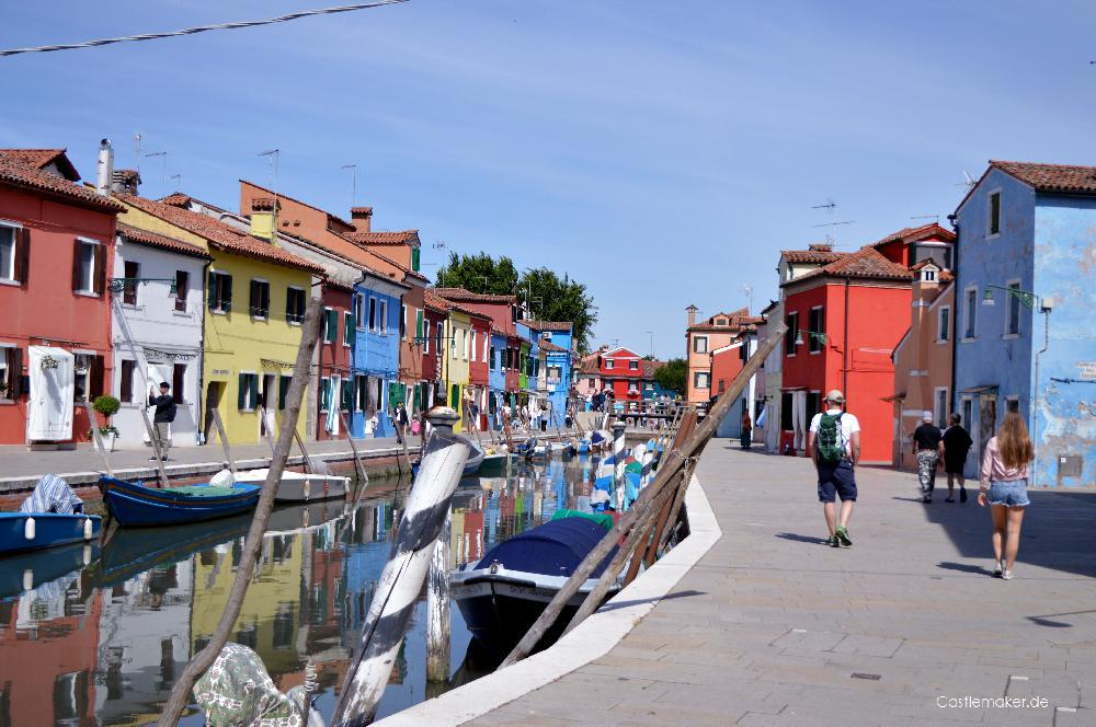 zauberhaftes venedig mit kindern und farbenfrohes burano ausflugstipp reisetipp adria venetien