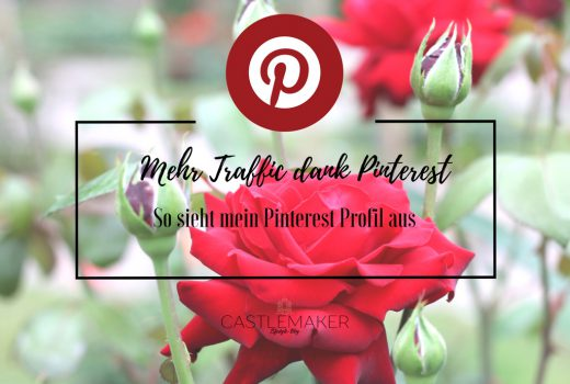 mehr blog traffic dank Pinterest