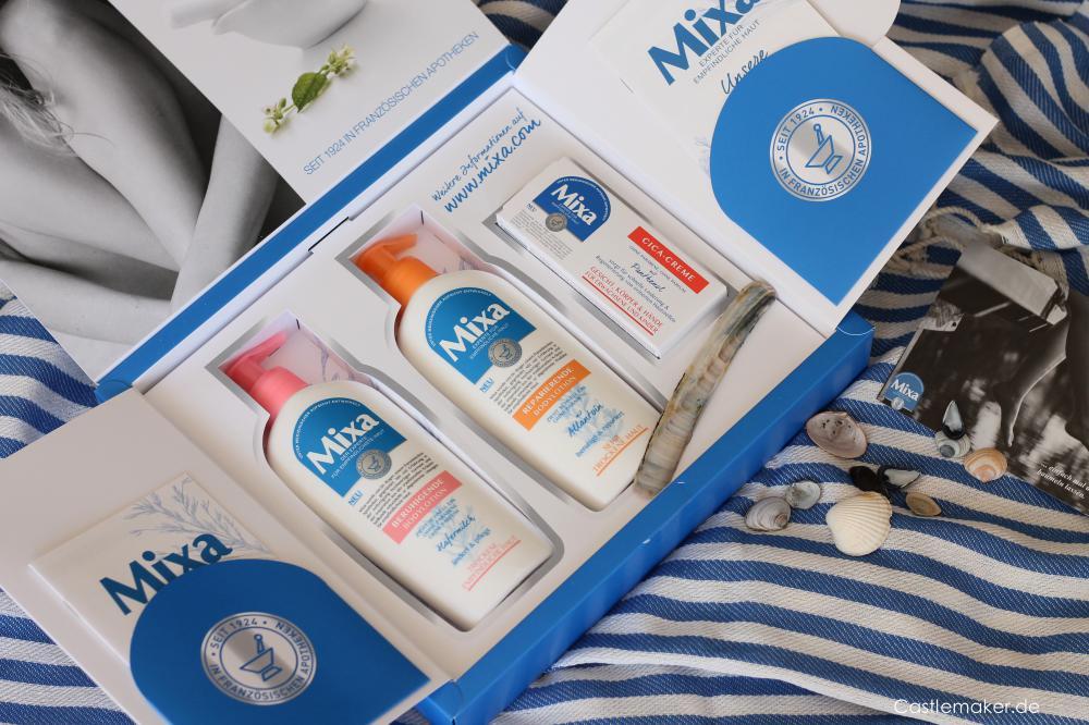 mixa pflege für empfindiche haut