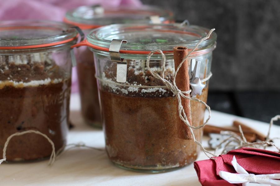 rotweinkuchen im glas arsEdition deluxe stilvolle geschenke