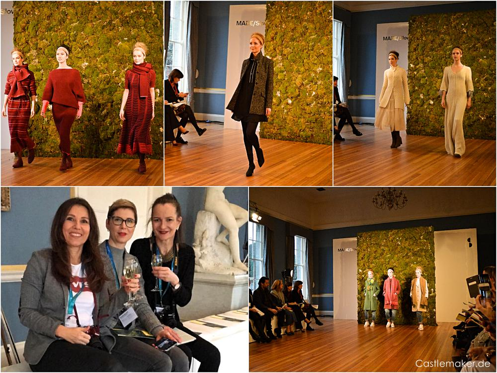 showcase ireland irische handwerkskunst fashion show avoca irelandseye brooke shoals Caslemaker Lifestyle Blog