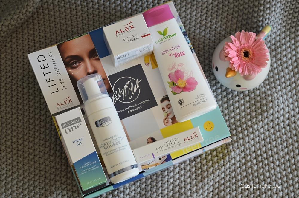 schoene haut gesichtspflege anti aging alex cosmetics highdroxy blogger-club box beautyblogger castlemaker (2)