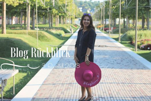 blog rueckblick 2018 quartalsrueckblick lifestyle fashion travel food Castlemaker