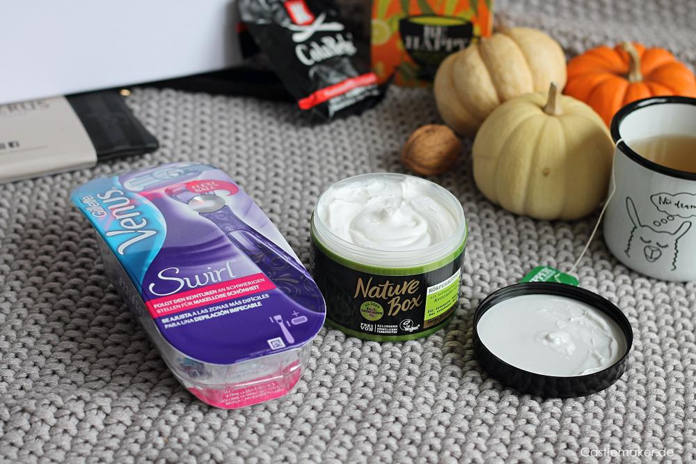 instyle box fall edition unboxing herbstbox beautybox Castlemaker Lifestyle-Blog