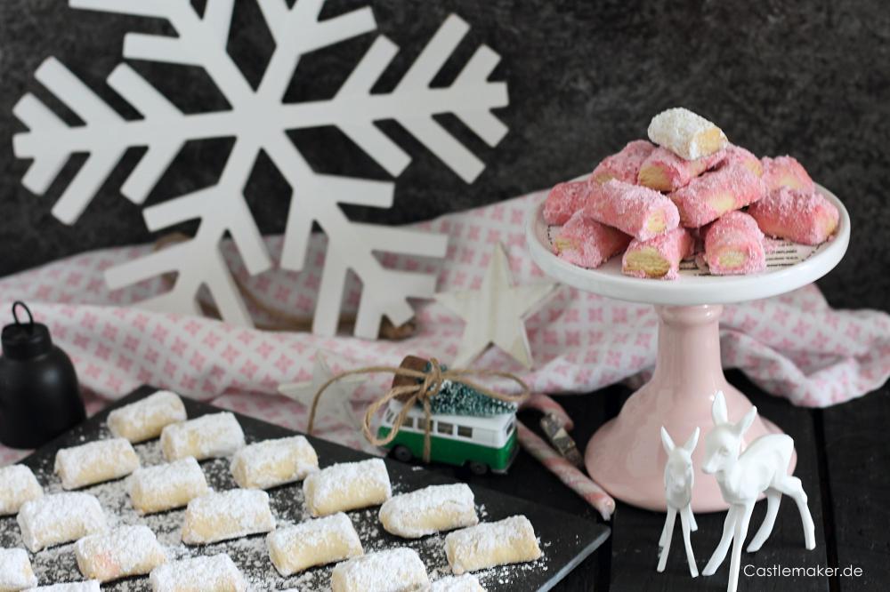 traumstuecke mit marzipan marzipankissen plaetchen weihnachtsbaeckerei rezepte Castlemaker Lifestyle-Blog Foodblogger BAden