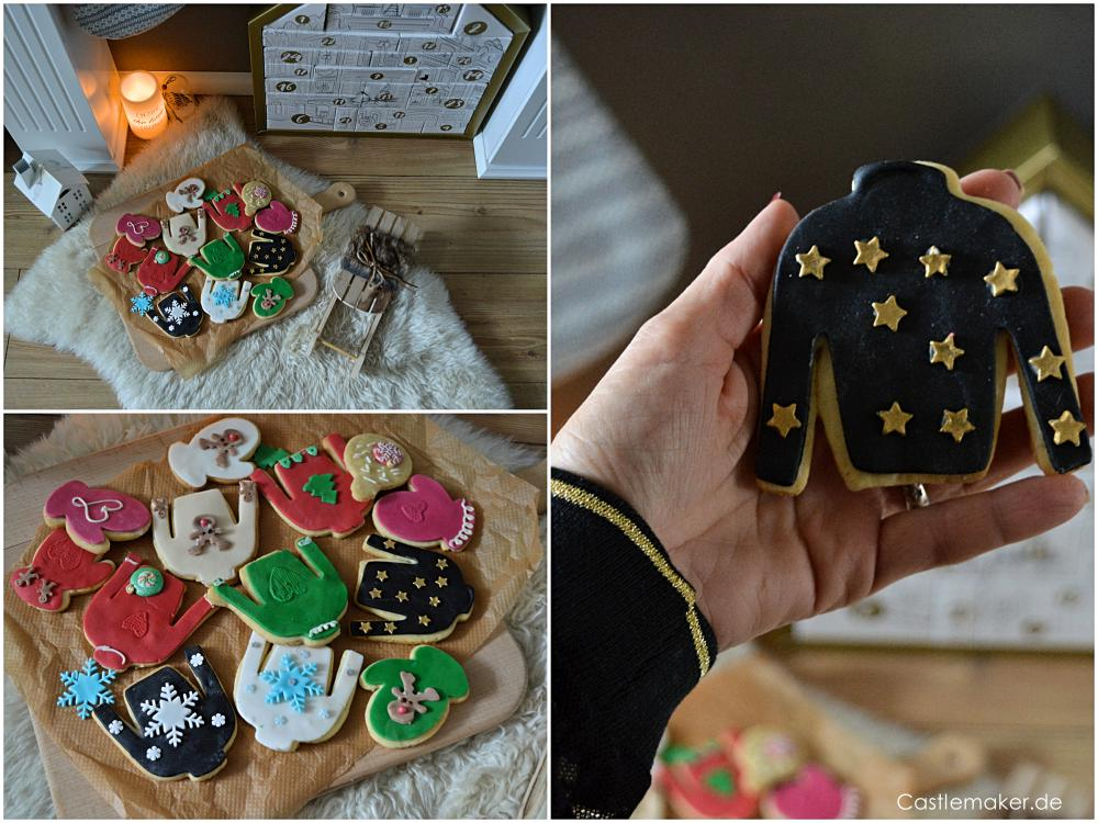 must-have teddymantel, festliches outfit von klingel rezept ugly christmas sweater cookies castlemaker lifestyle-blog