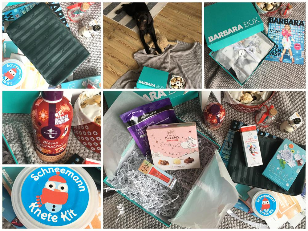 instyle box winter edition unboxing castlemaker
