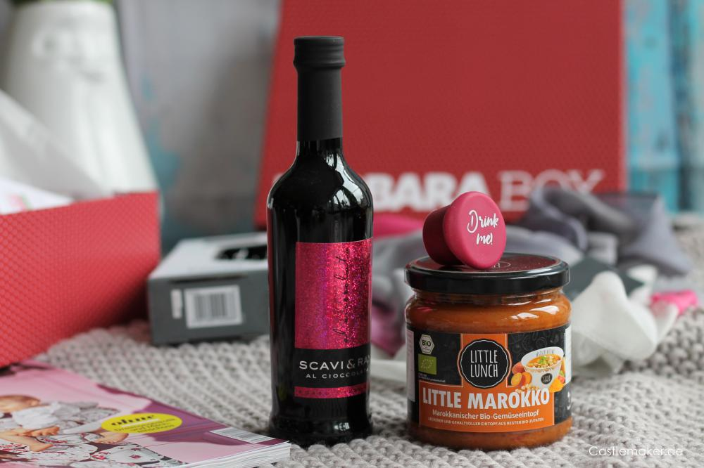 Barbara Box 1 2019 Viva la Mama lifestylebox beautybox inhalt Castlemaker Lifestyle-Blog
