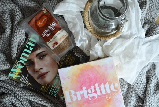 Brigitte Box Nr. 4 inhalt unboxing beautybox castlemaker lifestyle-blog