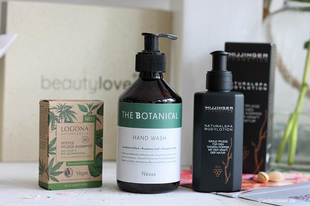 beautylove the natural box